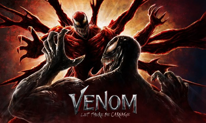 Tom Hardy yang Gahar di Film Venom: Let There Be Carnage